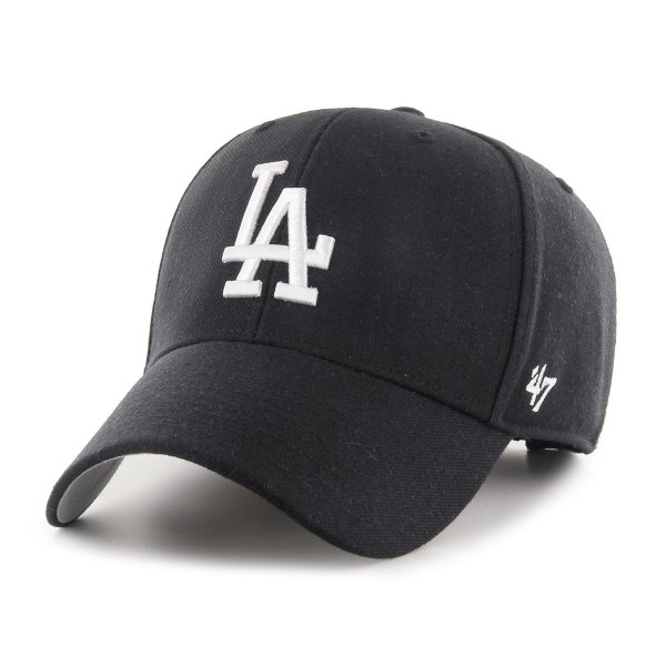 LA Dodgers 47 MVP   black