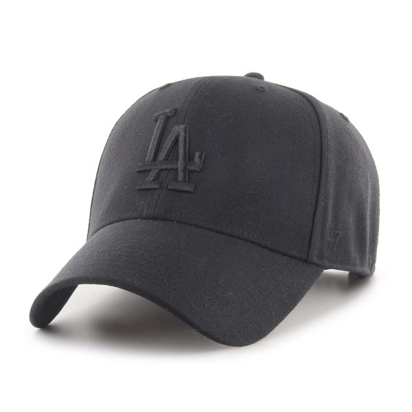 Los Angeles Dodgers 47 MVP |  black/black