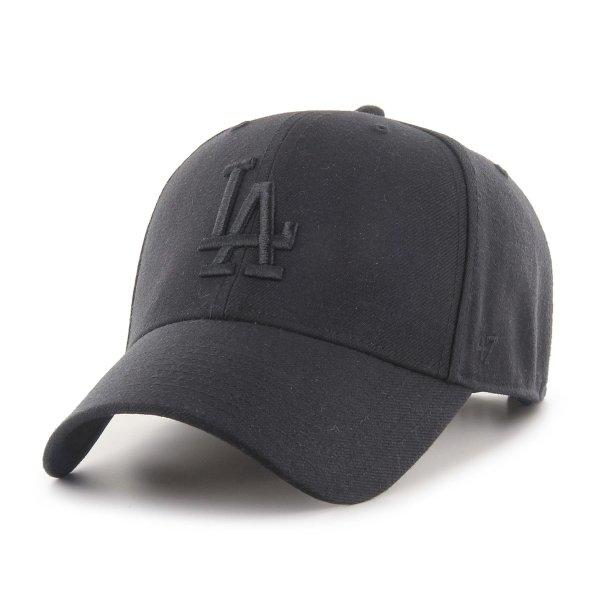 MLB LA Dodgers 47 MVP SNAPBACK   black