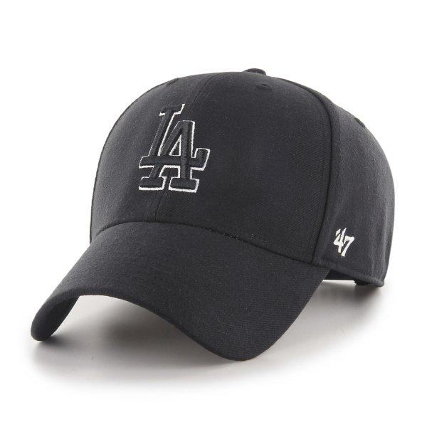 MLB LA Dodgers 47 MVP SNAPBACK | black