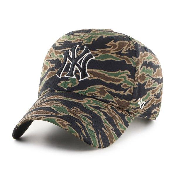 MLB NY Yankees Drop Zone '47 MVP   tiger camo