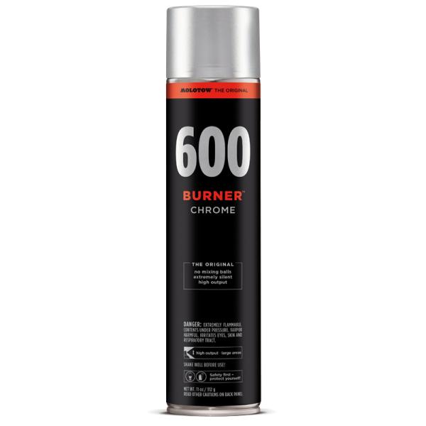 Burner Chrom