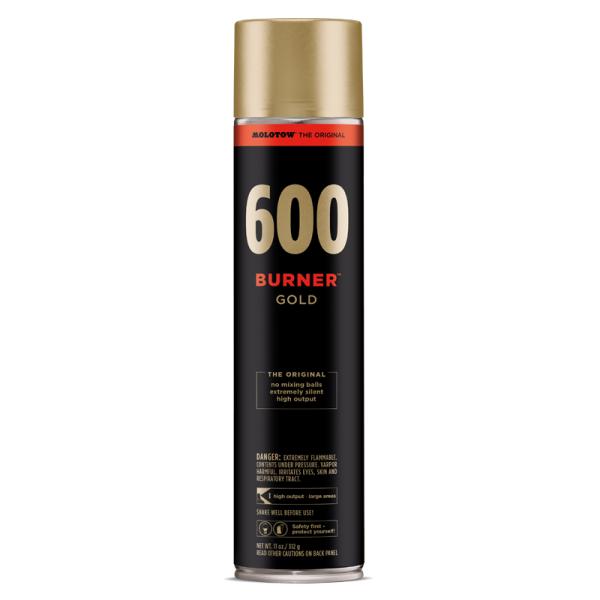 Burner Gold