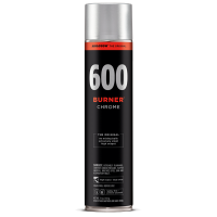 Burner Chrom  600ml